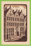 ANTWERPEN - GEVELS In De BRADERIJSTRAAT Door Gaston EBINGER - Antwerpen