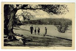 CADENET - L'étang De La Bonde - Voyagée 1977 -bon état - Cadenet