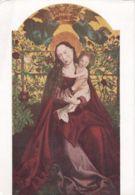 Colmar - Cathédrale St Martin - Vierge Au Buisson De Roses - Schongauer - Colmar