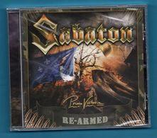SABATON  RE-ARMED  CD  New In Blister - Hard Rock & Metal