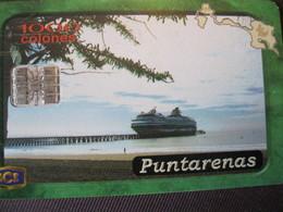 Télécarte Du Costa Rica - Costa Rica