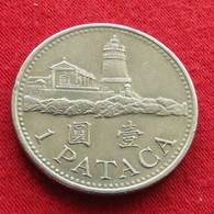 Macau 1 Pataca 1998 KM# 57 Macao - Macao