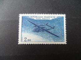 POSTE AERIENNE  N° 38   AVION    NEUF **   MNH - Poste Aérienne