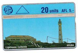 ARUBA Optical Card  409 B - Aruba