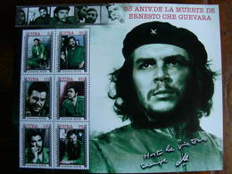 Cuba 2002 S/S MNH Che Guevara - Famous People