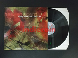 33T THE PERFECT DISASTER Heaven Scent  1990 UK LP - Rock