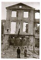 CPSM Brest 29 Finistère Préfecture Maritime Septembre 1944 Après Bombardement Dégâts De Guerre - Brest