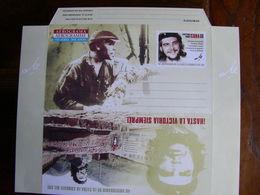 Cuba 2007 Mint Aerogramme Che Guevara - Famous People
