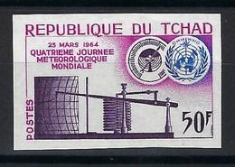 République Du Tchad, Non Dentelé, N° 98 ** TB - Tsjaad (1960-...)
