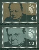 G.B.: 1965   Churchill Commemoration     MH - 1952-.... (Elizabeth II)