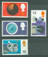G.B.: 1967   British Discovery And Invention  MNH - 1952-.... (Elizabeth II)