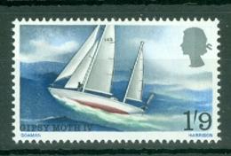 G.B.: 1967   Francis Chichester's World Voyage  MNH - 1952-.... (Elizabeth II)