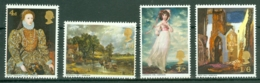 G.B.: 1968   British Paintings  MNH - 1952-.... (Elizabeth II)