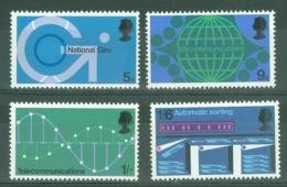 G.B.: 1969   Post Office Technology Commemoration  MNH - 1952-.... (Elizabeth II)