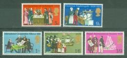 G.B.: 1970   Anniversaries  MNH - 1952-.... (Elizabeth II)