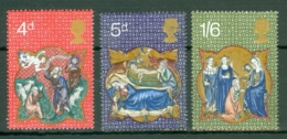 G.B.: 1970   Christmas  MNH - 1952-.... (Elizabeth II)