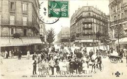 1994- TOUT PARIS - Rues Faidherbe Et Paul-Bert  -ed. Fleury - Arrondissement: 11