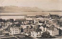 AK Iceland Island Islande Reykjavik Hafen Port Harbour Höfnin Reykjavíkurborg Höfuðborgarsvæðið Skandinavien Scandinavia - Island