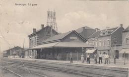 GENAPPE  /  LA GARE  1919 - Genappe