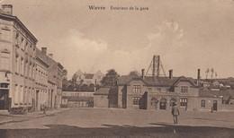 WAVRE / WAVER / EXTERIEUR DE LA GARE - Wavre
