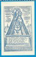 Holycard   O.L.V.  Van   Herdersem - Imágenes Religiosas