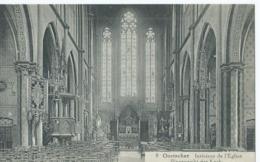 Oostakker - Oostacker - 8 - Intérieur De L'Eglise - Binnenzicht Der Kerk - Gent