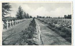 Ieper - Ypres - St-Carolus Frans Kerkhof - Cimetière Francais St-Charles - Ern. Thill No 27 - Ieper