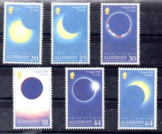 Serie De Alderney Nº Yvert 132/37 (**) - Alderney