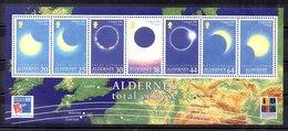 Hoja Bloque De Alderney N ºYvert 6 (**) - Alderney