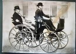 FIRST DAIMLER MOTOR COACH 1886 - MODERN POSTCARD - Turismo