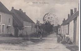 Carte 1911 VESLUD / RUE DU BERCEAU - Autres Communes