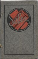F - Catalogue Tuileries A. Bisch 1930 - Seltz (Bas-Rhin) Tuiles Mécaniques, Plates, à Tourelles Et Accessoires + Tarifs - Vieux Papiers