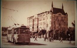 BEOGRAD - TROLLEYBUS - Tram