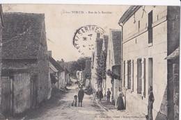 Carte 1911 VESLUD / RUE DE LA BARRIERE - Autres Communes