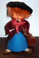 Figurine/Poupee De Collection Vintage - Joueur De Tambour - Cardori - Dolls