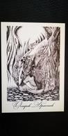 """""""Dragon Island"""" By Zinchenko - Fairy Tale - Dragon - Modern Ukrainian Postcard - Fairy Tales, Popular Stories & Legends"""