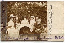 - Carte Photo - Koeniswinter - Rare - Cachet RHONDORF, écrite, 1908, Restaurant Bellinghouse, Scans. - Koenigswinter