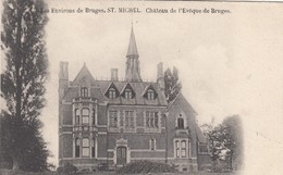 BRUGGE / SINT MICHIELS / CHATEAU DE L EVEQUE DE BRUGES  / KASTEEL VAN DE BISSCHOP VAN BRUGGE  1903 - Brugge