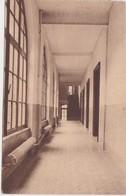 NECHIN-PENSIONNAT DE N.D. DES ANGES-UN COULOIR-EDIT.HENRI GEORGES-CARTE ENVOYEE-1927-VOYEZ LES 2 SCANS-RARE ! - Estaimpuis