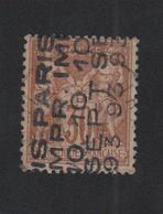 Faux Préoblitéré N° 20 30 C Sage - 1893-1947