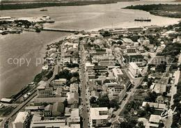 13153805 Abidjan Fliegeraufnahme Industriegebiet Hafen Abidjan - Ivory Coast