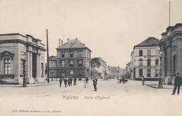 MECHELEN / EGMONT POORT - Mechelen