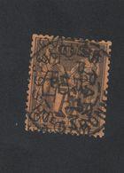 Faux Préoblitéré N° 23 75 C Sage - 1893-1947