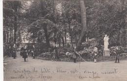 ANTWERPEN / NOTRE DAME DE SION / KOSTSCHOOL / DE TUIN   1913 - Antwerpen