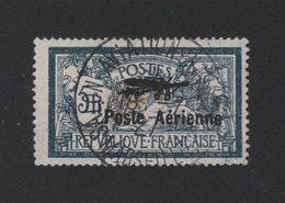 Faux Poste Aérienne N° 2, 5 F Merson Obitération Du Salon Expo - 1927-1959 Afgestempeld