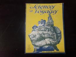 """Revue """" Sciences Et Voyages """" N° 355, 1926, """" Un Poisson Monstrueux """" - 1900 - 1949"""