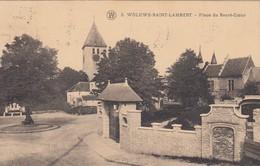 WOLUWE SAINT LAMBERT / ST LAMBRECHTS WOLUWE / PLACE DU SACRE COEUR / HEILIG HARTPLAATS - St-Lambrechts-Woluwe - Woluwe-St-Lambert