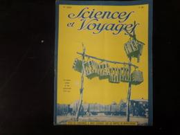 """Revue """" Sciences Et Voyages """" N° 356, 1926, """" Têtes De Condamnés à Mort Exposées Sur Les Routes De Mandchourie """" - Bücher, Zeitschriften, Comics"""