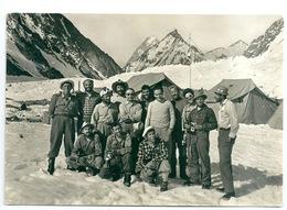 Spedizione 1954  C.A.I  Al K2 - Missions