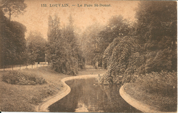 Louvain - Le Parc St-Donat - Leuven